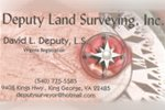 Deputy Land Surveying